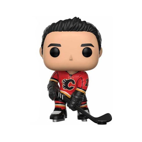 best service 7e6aa 6dc37 Figur Pop! Hockey NHL Johnny Gaudreau Home Jersey Limited Edition F...