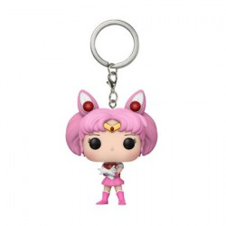 Pop! Pocket Keychains Sailor Moon Sailor Chibi Moon