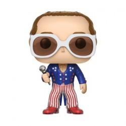 Pop! Rocks Series 3 Patriotic Elton John