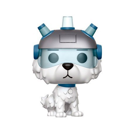 Figur Pop! Rick and Morty Snowball (Rare) Funko Online Shop Switzerland