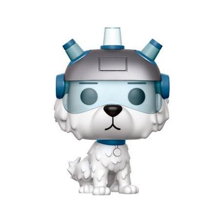 Figur Pop! Rick and Morty Snowball Funko Online Shop Switzerland