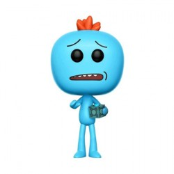 Figur Pop! Rick and Morty Mr. Meeseeks With Meeseeks Box Limited Edition Funko Online Shop Switzerland