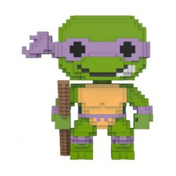 Figur Pop! Teenage Mutant Ninja Turtles 8-bit Donatello Funko Online Shop Switzerland