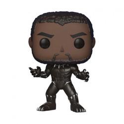 Figurine Pop! Marvel Black Panther (Rare) Funko Boutique en Ligne Suisse