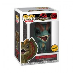 Figur Pop! Jurassic Park Dilophosaurus Chase Limited Edition Funko Online Shop Switzerland