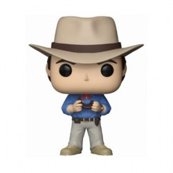 Figur Pop! Jurassic Park Dr Alan Grant Funko Online Shop Switzerland