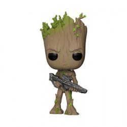 Pop! Marvel Avengers Infinity War Groot