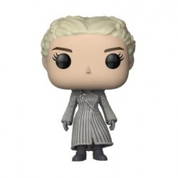 Figurine Pop! Game of Thrones White Coat Daenerys Funko Boutique en Ligne Suisse
