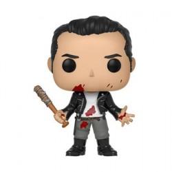 Figurine Pop! TV The Walking Dead Clean Shaven Negan Funko Boutique en Ligne Suisse