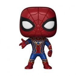 Figurine Pop! Marvel Avengers Infinity War Iron Spider (Rare) Funko Boutique en Ligne Suisse