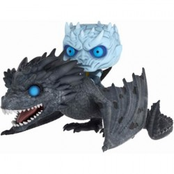 Figur Pop! Game of Thrones Glow in the Dark Night King with Icy Viserion Funko Online Shop Switzerland