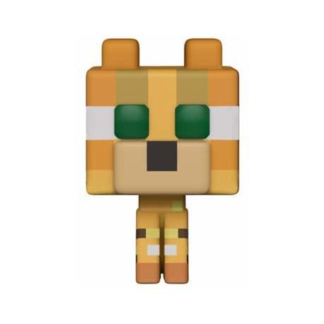 Figur Pop! Games Minecraft Ocelot Funko Online Shop Switzerland