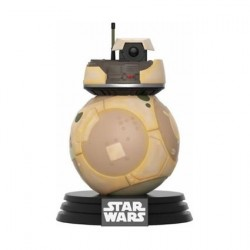 Figur Pop! Star Wars The Last Jedi Resistance BB Unit Limited Edition Funko Online Shop Switzerland