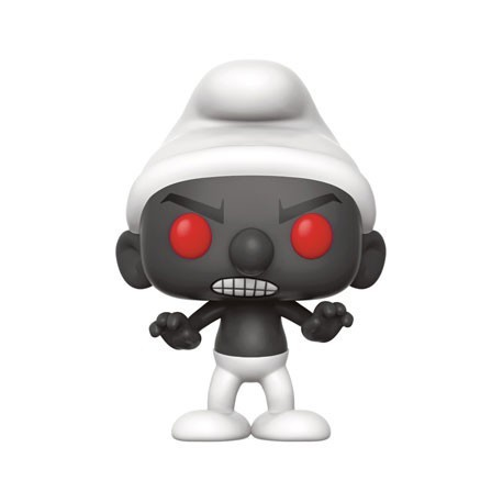 Figur Pop! Smurfs Black Smurf Funko Online Shop Switzerland