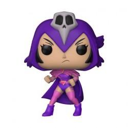 Figurine Pop! DC Teen Titans Go The Night begins to Shine Raven (Rare) Funko Boutique en Ligne Suisse