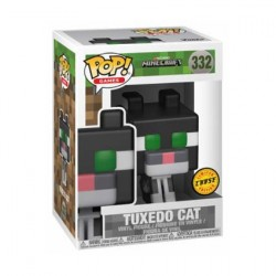 Figur Pop! Games Minecraft Ocelot Chase Limited Edition Funko Online Shop Switzerland