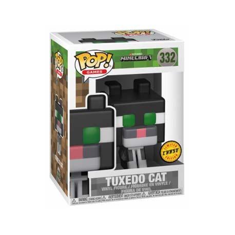 Figur Pop! Games Minecraft Ocelot Chase Limited Edition Funko Online Shop Switzerland