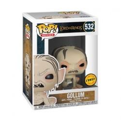Figurine Pop! Le Seigneur des Anneaux Gollum Chase Edition Limitée Funko Boutique en Ligne Suisse