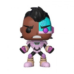 Figur Pop! DC Teen Titans Go The Night begins to Shine Cyborg (Vaulted) Funko Online Shop Switzerland
