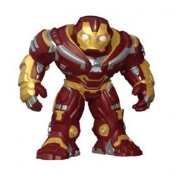 Figurine Pop! 15 cm Marvel Avengers Infinity War Hulkbuster Funko Boutique en Ligne Suisse