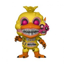 Figur Pop! Games Five Nights at Freddys Twisted Chica Funko Online Shop Switzerland