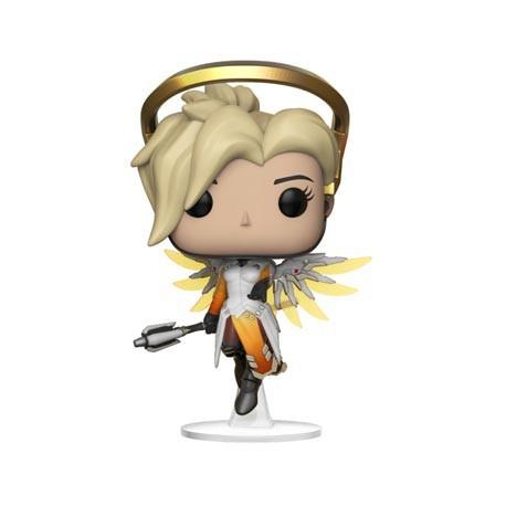 Figurine Pop! Games Overwatch Mercy Funko Boutique en Ligne Suisse
