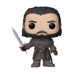 Figurine Pop! Game of Thrones Beyond the Wall Jon Snow Funko Boutique en Ligne Suisse