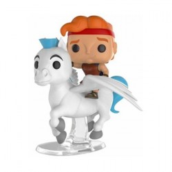 Pop! Disney Hercules Pegasus and Hercules