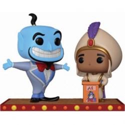Figurine Pop! Disney Movie Moment Aladdin First Wish Funko Boutique en Ligne Suisse