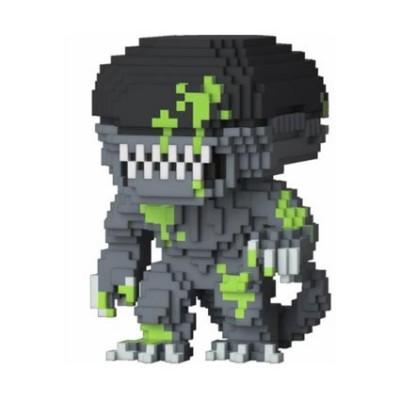 Figurine Pop! Alien 8-Bit Xenomorph Edition Limitée Funko Boutique en Ligne Suisse