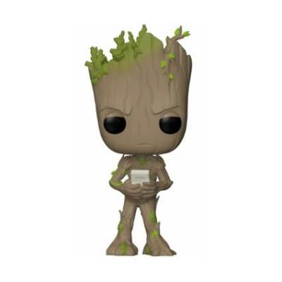 Figuren Pop! Marvel Avengers Infinity War Teen Groot mit Video Game Limitierte Auflage Funko Online Shop Schweiz