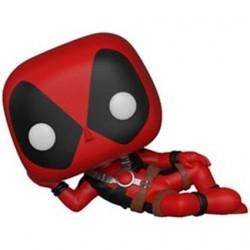 Figurine Pop! Marvel Deadpool Lazy Deadpool (Rare) Funko Boutique en Ligne Suisse