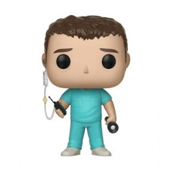Pop! TV Stranger Things Bob in Scrubs