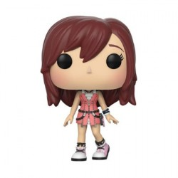 Figurine Pop! Disney Kingdom Hearts Kairi Funko Boutique en Ligne Suisse