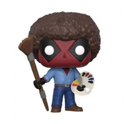 Figur Pop! Marvel Deadpool Bob Ross Deadpool Funko Online Shop Switzerland