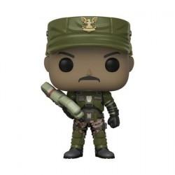 Figurine Pop! Games Halo Sgt Johnson Funko Boutique en Ligne Suisse