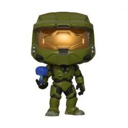 Figur Pop! Games Halo Master Chief with Cortana (Vaulted) Funko Online Shop Switzerland