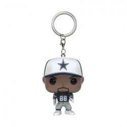 Figur Pop! Pocket Keychains NFL Dallas Cowboys Dez Bryant Funko Online Shop Switzerland