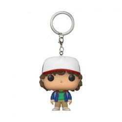 Figurine Pop! Pocket Keychains Stranger Things Dustin Funko Boutique en Ligne Suisse