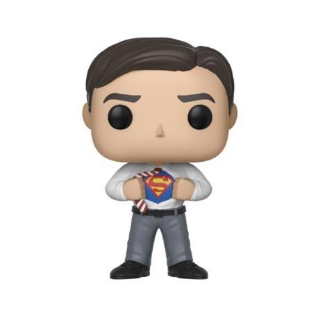 2ce3263610317f Figurine Pop! DC Smallville Clark Kent Funko Boutique en ligne Suisse
