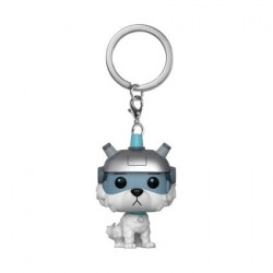 Figur Pop! Pocket Keychains Rick and Morty Snowball Funko Online Shop Switzerland