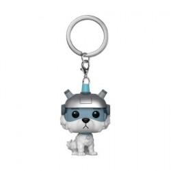 Figurine Pop! Pocket Porte Clés Rick et Morty Snowball Funko Boutique en Ligne Suisse