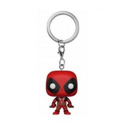 Figur Pop! Pocket Keychains Marvel Deadpool with Swords Funko Online Shop Switzerland