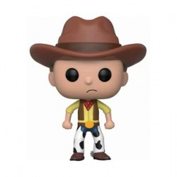 Figur Pop! SDCC 2018 Rick and Morty Western Morty Limited Edition Funko Online Shop Switzerland