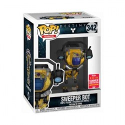 Pop! SDCC 2018 Games Destiny Sweeper Bot Limited Edition