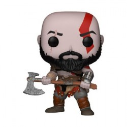 Pop! Games God of War Kratos (Rare)
