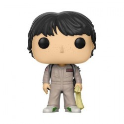 Pop! TV Stranger Things Wave 3 Mike Ghostbuster (Rare)