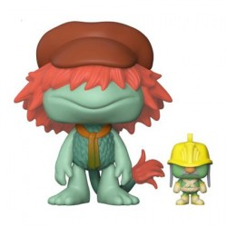 Figuren Pop! Fraggle Rock Boober with Doozer Funko Online Shop Schweiz