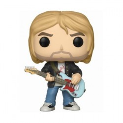 Figur Pop! Music Live and Loud Kurt Cobain Limited Edition Funko Online Shop Switzerland