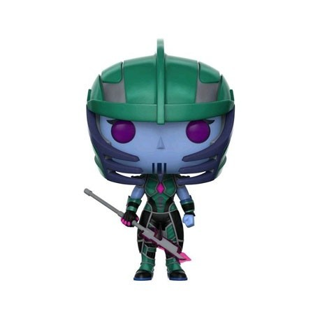 Figur Pop! Marvel Games Guardians of the Galaxy Hala the Accuser Funko Online Shop Switzerland